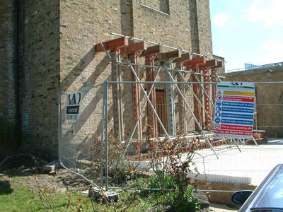 E P Rothwell Amp Sons Ltd Basement Shoring